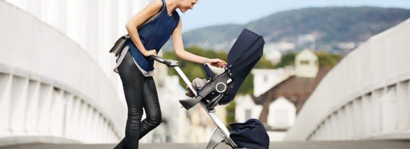 Несколько советов по выбору детской коляски